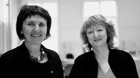 Los primeros irlandeses premiados en los 40 años de la Bienal de Arquitectura de Venecia, son Yvonne Farrell y Shelley McNamara, de Grafton Architects.