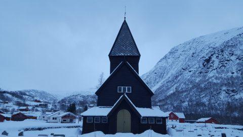 Stavekyrke, Roldal. Norway.