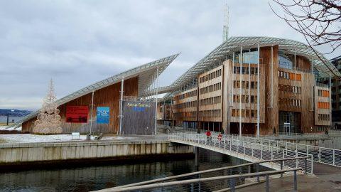 Astrup Fearnly  Museet, Oslo. Norway