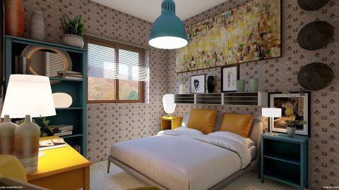 #sustentARQ #Dormitorio #Tipo #Promos #2018