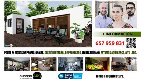 #Nueva #Cartelería #Promoción #Viviendas #Unifamiliares #laeliana #lacañada #paterna #valencia #sustentarq #llomallarga #ferboarquitectura