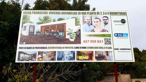 Promoción de Vivienda Unifamiliar en el Plantío. La Cañada. Valencia