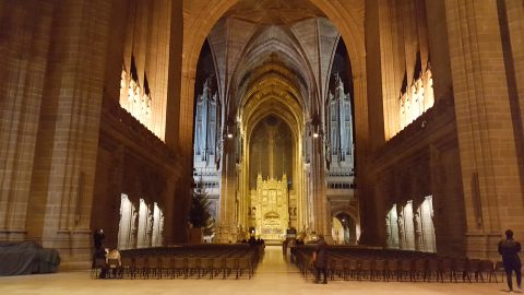 Anglican Cathedral, Liverpool, United Kingdom